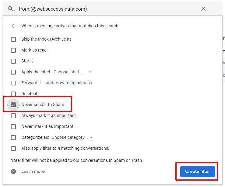 whitelist gmail 4